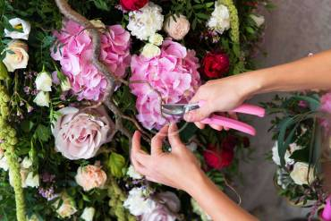 A Life of a Flower: Florist's Diary